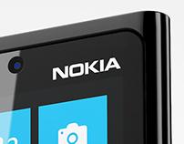 Nokia Lumia 920 (Product Visualization)