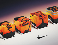 Sneakercube x Nike - Air Max Sunset Pack