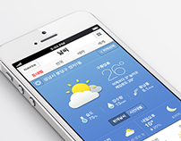 NAVER Mobile Weather