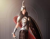 ConceptArt Athena