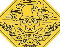 We The Force Studios Bandana
