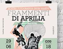 "Poster ""FRAMMENTI DI APRILIA"""