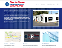 Circle Glass Website