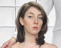 Selfportrait (Digital Painting)