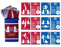 2012 London Olympic Trading Cards