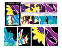 Carnival 2011 Stamps & Posters