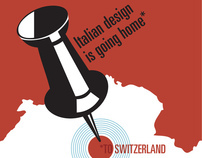 Italian design is going home (to Switzerland)