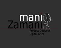 Mani Zamani Portfolio