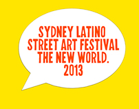 Latino Street Art Festival. (Propuesta)