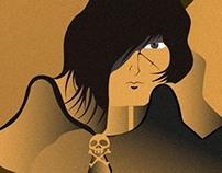 Capitan Harlock (Leiji Matsumoto tribute)