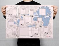 CHERRY MYLE - Road Trip Map