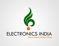 Logo Design for Electronics India  (ESDM)