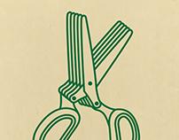 Herb Scissors Package