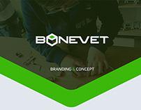 BONEVET Branding