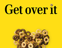 Cheerios Editorial
