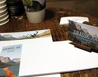 Jurassic Joe Coffee House Branding and Packaging