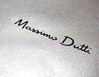 Massimo Dutti Catalogue SS Collection 2008