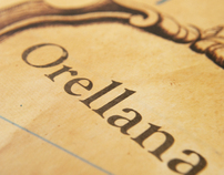 Orellana - concept board game