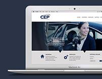 Website - CEP Transportes