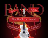 Rock Band T-Shirt Design