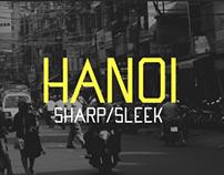 Hanoi Typeface - Free Font