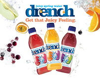 Juicy Drench Advertising Campaign