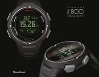 QUECHUA - The 800 - Hiking Watch