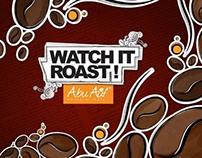 AbuAuf Coffee Roasting Machine