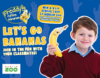 Freddy Fyffes School Promotion