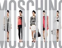 Booklet about fashion designer