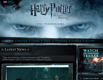 EA Games Harry Potter & the Deathly Hallows Videogame