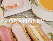 The Orangery Branding