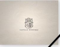 Castello Borromeo di Camairago -Logo design-