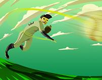 Baseball Anger....555
