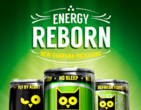 Guarana Reborn | Packaging Redesign