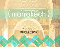 A Caravan through Marrakech: Contemporary Indian Wear