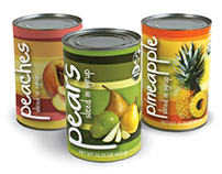PACKAGING - Canned Fruit 2010