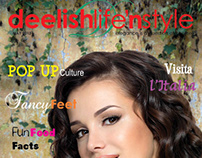 Deelish Magazine May 2013 Edition