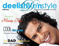 Deelish Magazine June 2013 Edition