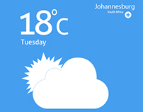 African Weather App