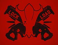 Lock & Load Tee