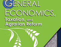 Final cover art-economics and agrarian reform textbook