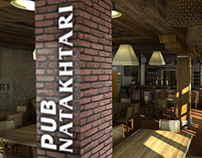 PUB Interior Design 2012