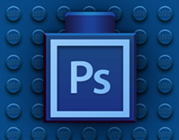 Adobe Photoshop - Lego Edition