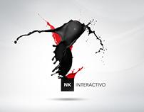 NK interactivo | Corporate Identity