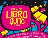 Feria del libro 2008