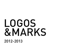 Logos & Marks 2012 - 2013