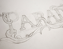 Freehand Typography