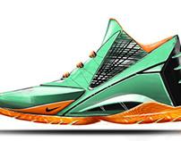 Nike Rain Forest