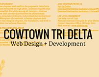 Cowtown Tri Delta
